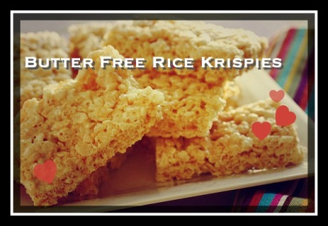 Butter Free Rice Krispies ee