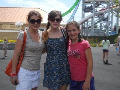 Sierra, Savannah and Starr