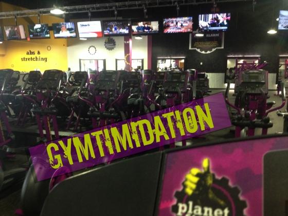 Gymtimidation